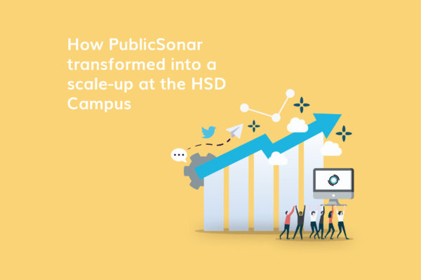 Start-up to Scale-up HSD blog post