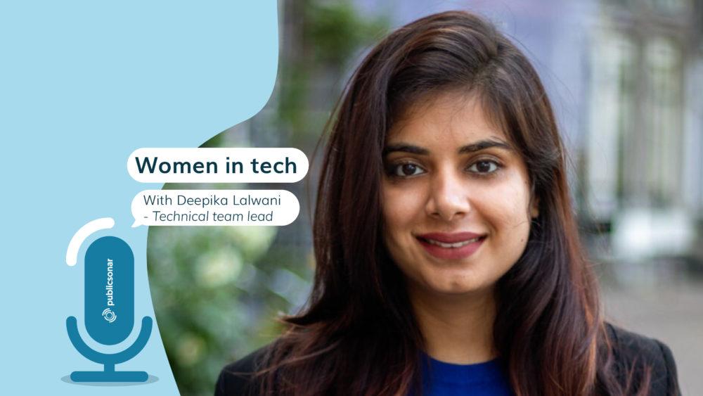 Women in Tech blog Deepika Lalwani