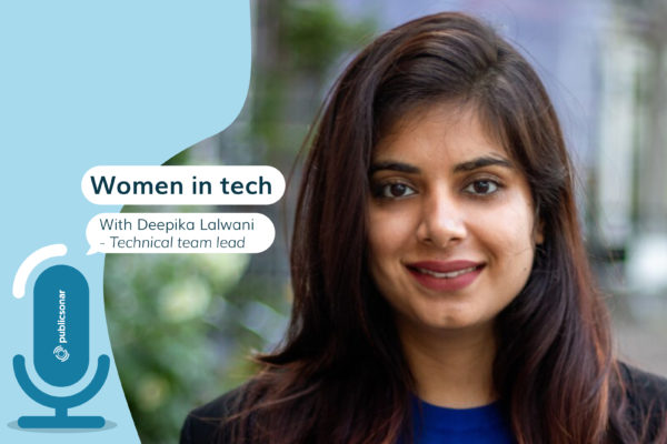 Women in Tech blog Deepika Lalwani