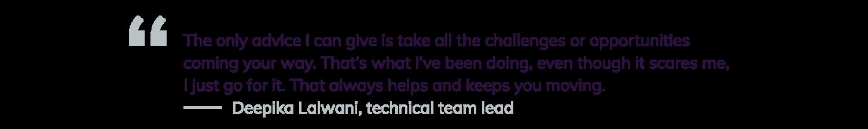 Quote 5 - Deepika Lalwani