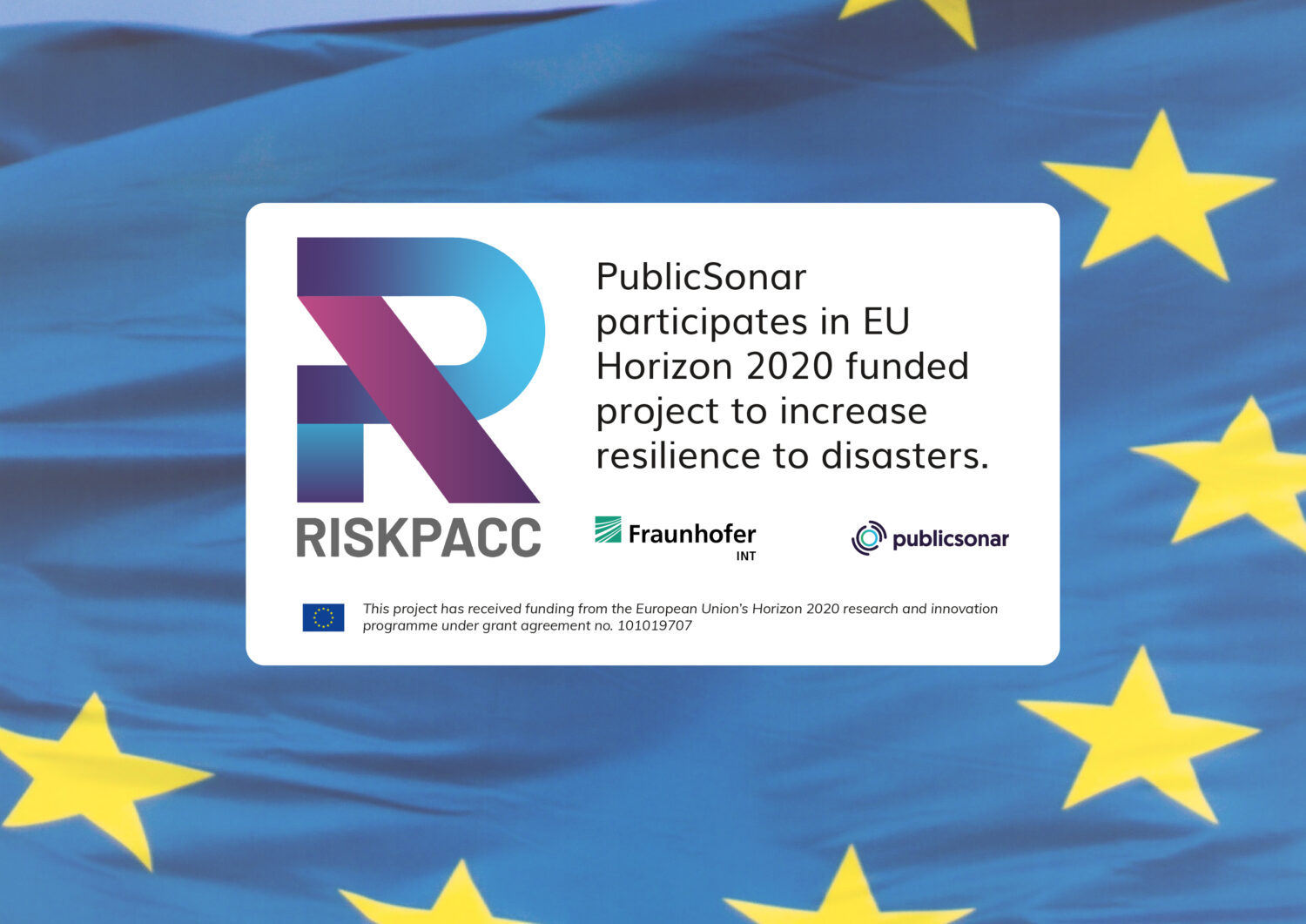 RiskPacc disaster resilience