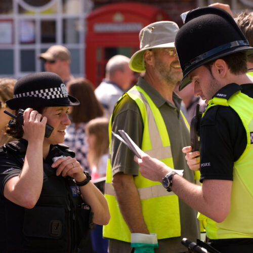 What is intelligence-led policing?